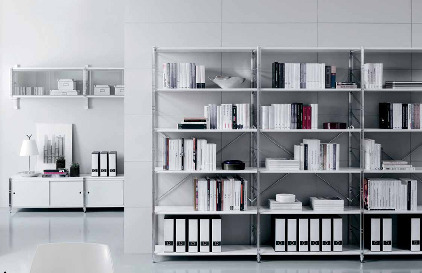 Librerie mobili per ufficio arredidee